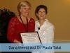 Dana Merritt & Dr. Paula Tallal